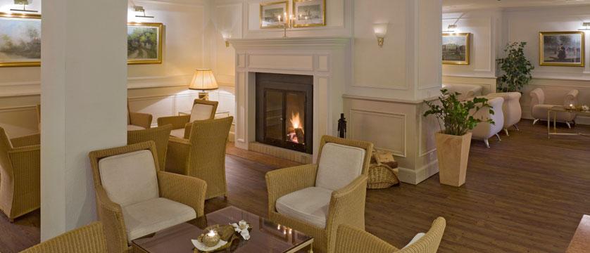 Hotel Schweizerhof Gourmet & Spa,Saas-Fee, Switzerland -  lobby.jpg